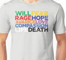 Spectrum (Distressed) Unisex T-Shirt