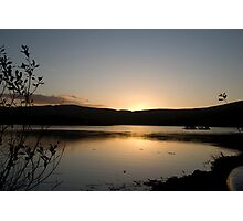 Dunmanus Bay Sunrise Sunset in Ireland 12 Photographic Print