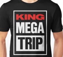 King Megatrip VSW logo (dark shirt version) Unisex T-Shirt