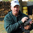 Chicken Farmer by Crystal Davis Photography