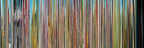 Moviebarcode: Logorama (2009) by moviebarcode