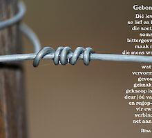 Gebonde by Rina Greeff