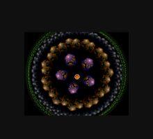3d like spheres in julian circle Hoodie