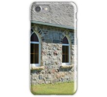Wall of a Stone Country Church iPhone Case/Skin