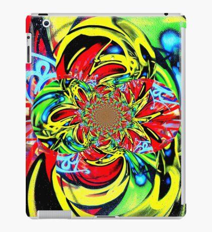 Twisted Graffiti # 8 iPad Case/Skin