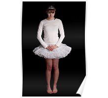 Hanah Ballerina Poster