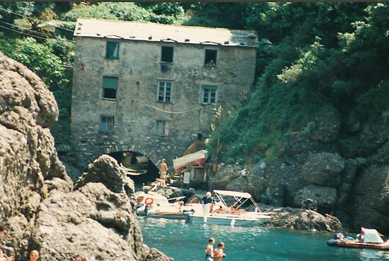PORTOFINO...la BAIA DI SAN.FRUTTUOSO....ITALY...&amp;..  . 1500 VISUALIZZAZIONI  al 20 luglio 2012  ...&amp;&amp;&amp;&amp; by Guendalyn