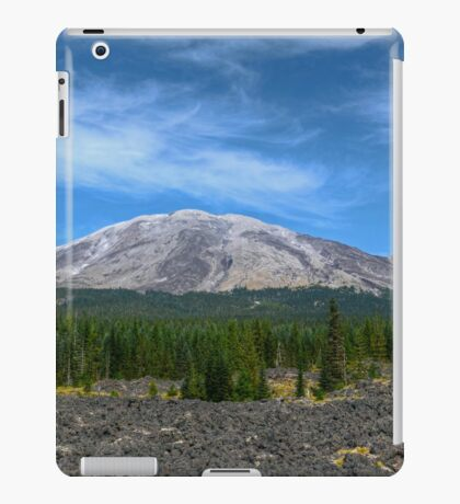 Mount St. Helens iPad Case/Skin