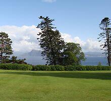 Armadale Castle garden, Isle of Skye, Scotland by jos2507