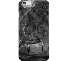 The Orchid Hunt iPhone Case/Skin