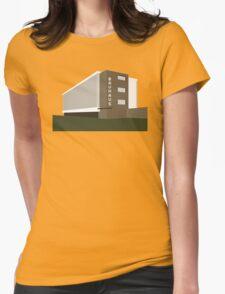 bauhaus Womens Fitted T-Shirt