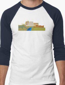 fallingwater Men's Baseball ¾ T-Shirt