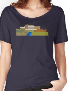 fallingwater Women's Relaxed Fit T-Shirt