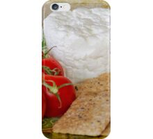 ~ Cheese & Tomatoes ~ iPhone Case/Skin
