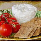 ~ Cheese & Tomatoes ~ by Leeo
