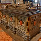 King John's Tomb - Worcester Cathedral by Dave Godden