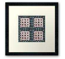 Pattern #5 Framed Print