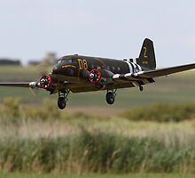 Radio Controlled DC3 Dakota by Shane Ransom
