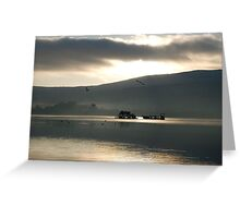 Dunmanus Bay Sunrise Sunset in Ireland 27 Greeting Card