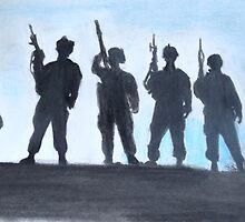Band of brothers by kizzy9148
