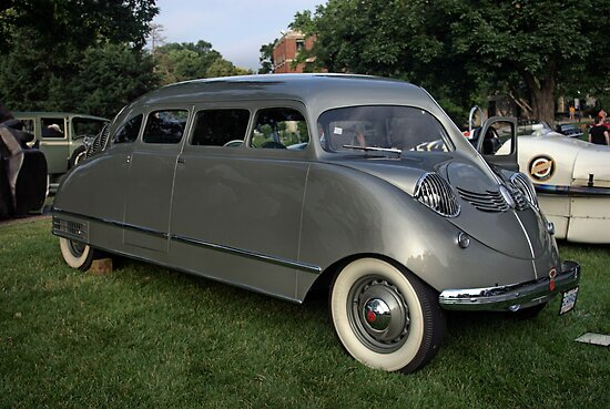 1936 Stout Scarab by TeeMack