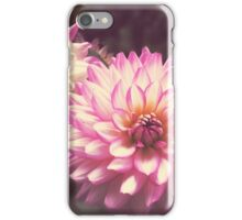 Two lovely large flowers iPhone Case/Skin