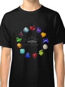 A Life of Adventure Classic T-Shirt