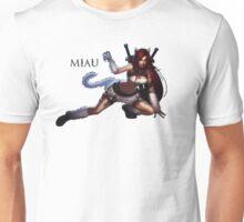 Kitty Cat Katarina Unisex T-Shirt