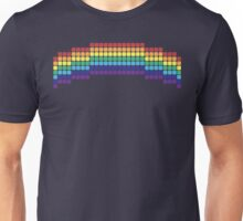 Retro Rainbow Unisex T-Shirt
