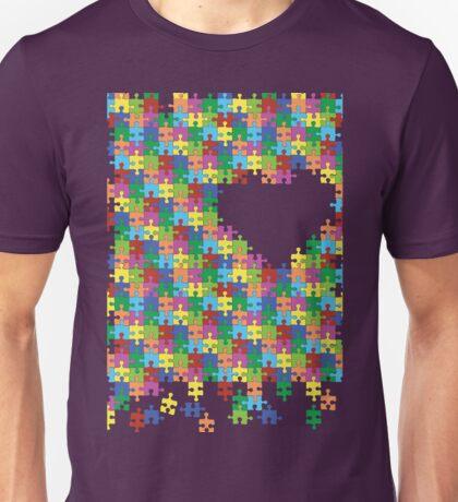 Puzzlin' Unisex T-Shirt