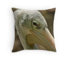 His eye is on you Throw Pillow