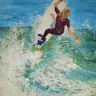 Surfer Girl by Jennifer Ingram