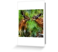Will You Still Love Me Tomorrow? Greeting Card