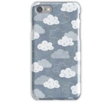 Rain Clouds iPhone Case/Skin