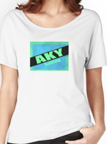 akygamings Women's Relaxed Fit T-Shirt
