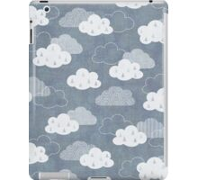 Rain Clouds iPad Case/Skin