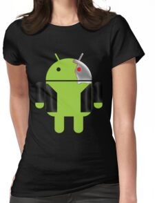 D-800 Womens Fitted T-Shirt