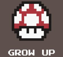 Grow Up by Robert Partridge