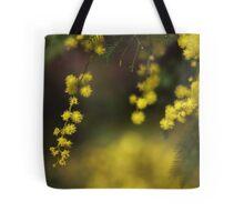 Spring Wattle Tote Bag