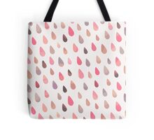 Opal Drops - Dawn Colorway Tote Bag
