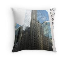 Better Upon Reflection Throw Pillow