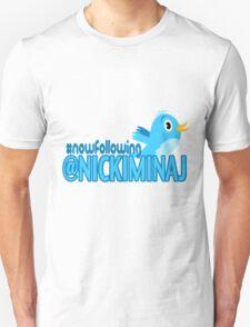 Nicki Minaj Twitter T-Shirt T-Shirt