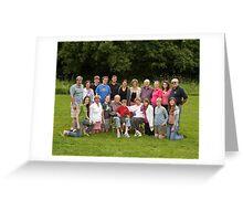 Hardman Family Greeting Card