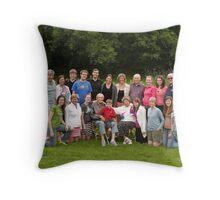 Hardman Family Throw Pillow