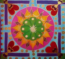 Medicine Mandala by VitalShanti