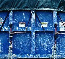 trash wagon by g richard anderson