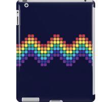 Retro Rainbow - Wave iPad Case/Skin
