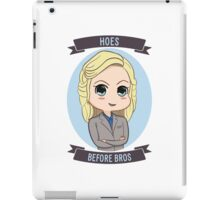 Knopisms - Hoes Before Bros iPad Case/Skin