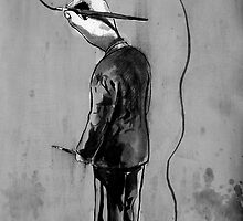 self portrait by Loui  Jover