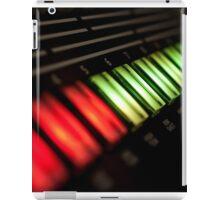 Synthesizer Control Light Six iPad Case/Skin